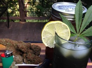 Make Refreshing Marijuana Cocktails