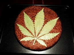 cannabis coffee cake