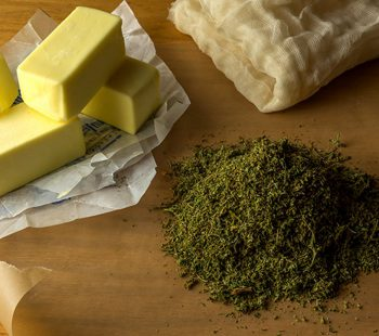 Quick & Easy 3- Step Recipe To The Best Cannabutter In Town