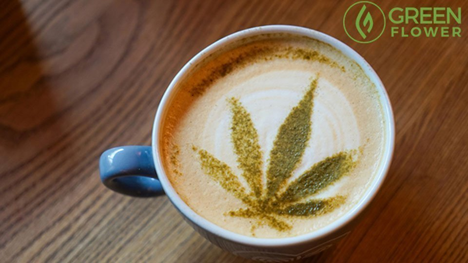Hot Canna-Cocoa liquid marijuana drinks