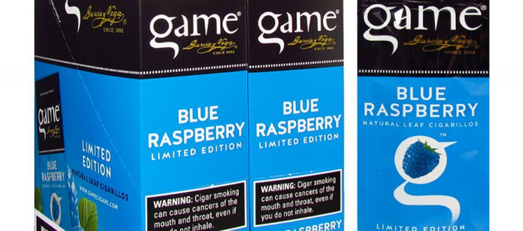 Packs of Game Cigar