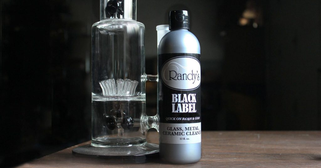 Randys Black Label Cleaning Solution